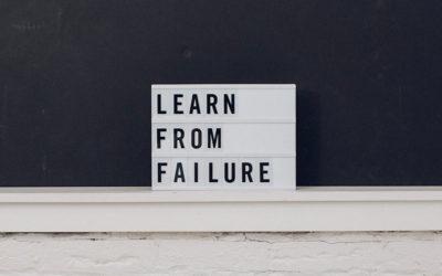 L'échec est-il fondateur ?